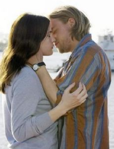 Liv Tyler and Charlie Hunnam