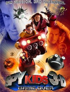 Spy Kids 3-D: Game Over