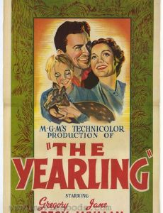 The Yearling (1946) Cast and Crew, Trivia, Quotes, Photos