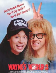 Waynes World film  Wikipedia