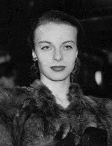 Princess Irene Ghika