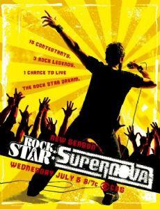 Rock Star: Supernova