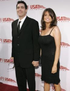 Adam Carolla and Lynette Paradise