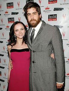 Adam Goldberg and Christina Ricci