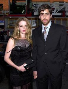 Adam Goldberg and Natasha Lyonne