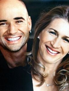 Andre agassi dating history 4