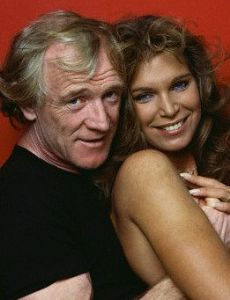 Ann Turkel and Richard Harris