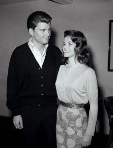 Burt Sugarman and Ann-Margret
