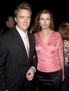 Anthony Michael Hall and Sandra Guerard