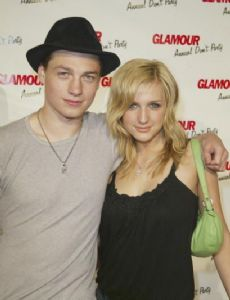 Ashlee Simpson and Gregory Smith