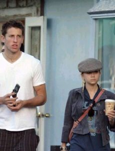 Ashley Olsen and Matt Kaplan