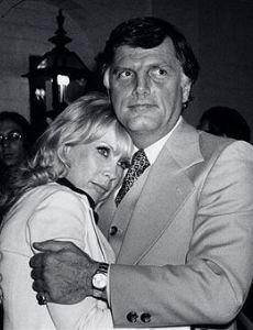 Barbara Eden and Charles Donald Fegert