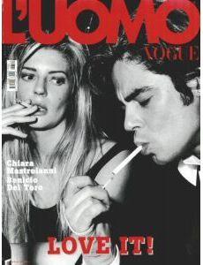 Benicio Del Toro and Chiara Mastroianni