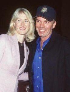 Billy Bob Thornton and Laura Dern