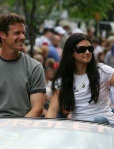 Danica Patrick and Paul Hospenthal