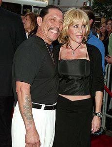 Danny Trejo and Debbie Trejo