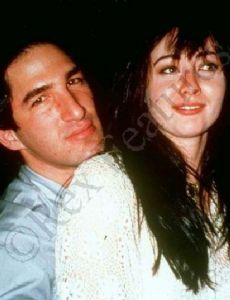 Dean Factor and Shannen Doherty