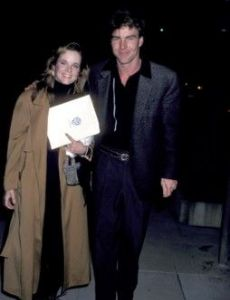 Dennis Quaid and Lea Thompson
