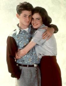 Elizabeth McGovern and Sean Penn