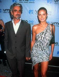 Heidi Klum and Ric Pipino