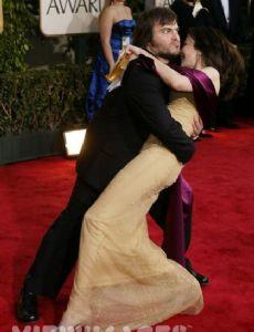 Jack Black and Laura Kightlinger