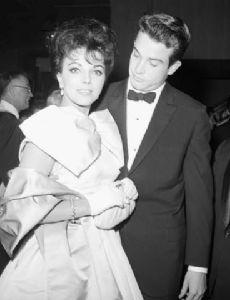 Joan Collins and Warren Beatty