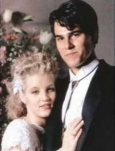 Lisa Marie Presley and Danny Keough