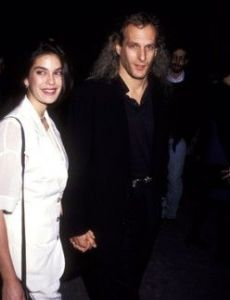 Michael Bolton and Teri Hatcher