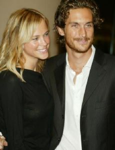 Oliver Hudson and Vinessa Shaw