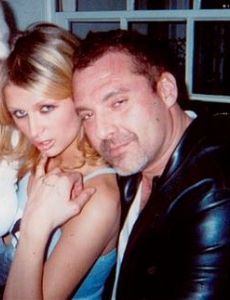 Paris Hilton and Tom Sizemore