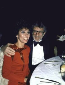 Rita Moreno and Leonard I. Gordon