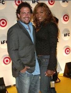 Serena Williams and Brett Ratner