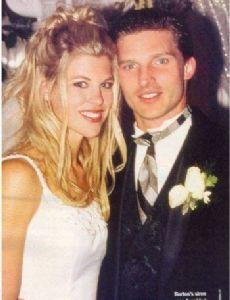 Steve Burton and Sheree Gustin