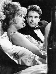 Susannah York and Warren Beatty