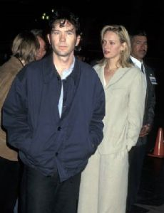 Timothy Hutton and Uma Thurman