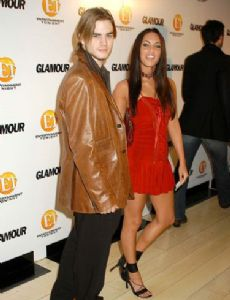 David Gallagher und Megan Fox