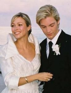 Jennifer Sky and Alex Band