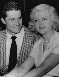 Peter Shaw and Angela Lansbury