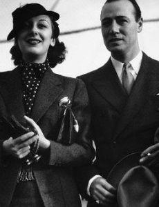Leslie Fenton and Ann Dvorak
