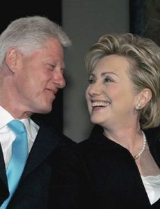 Hillary clinton dating history