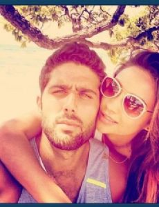 Shay Mitchell and Ryan Silverstein