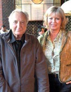 Dinah May and Michael Winner