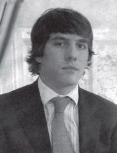Prince Nicholas of Romania (b. 1985)