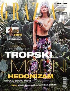 Grazia Magazine [Serbia]