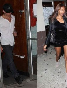 Jessica White and Ryan Phillippe