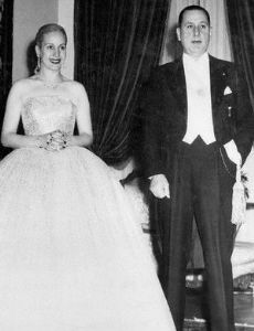 the relationship of eva peron and juan peron Eva peron is a controversial figure in argentina even today the peronists are still  an  so the material tends to have a strong bias against juan and eva  then it  flashes back to eva's supposed relationship with magaldi and.
