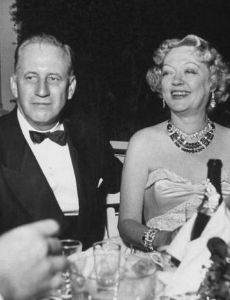 Marion Davies and Horace G. Brown