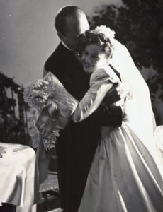 Brian Aherne and Joan Fontaine
