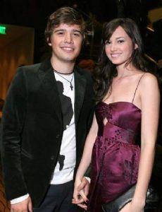 Zac Hanson and Kathryn Tucker