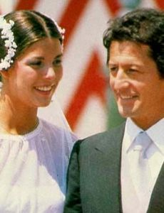 Princess Caroline of Monaco and Phillipe Junot